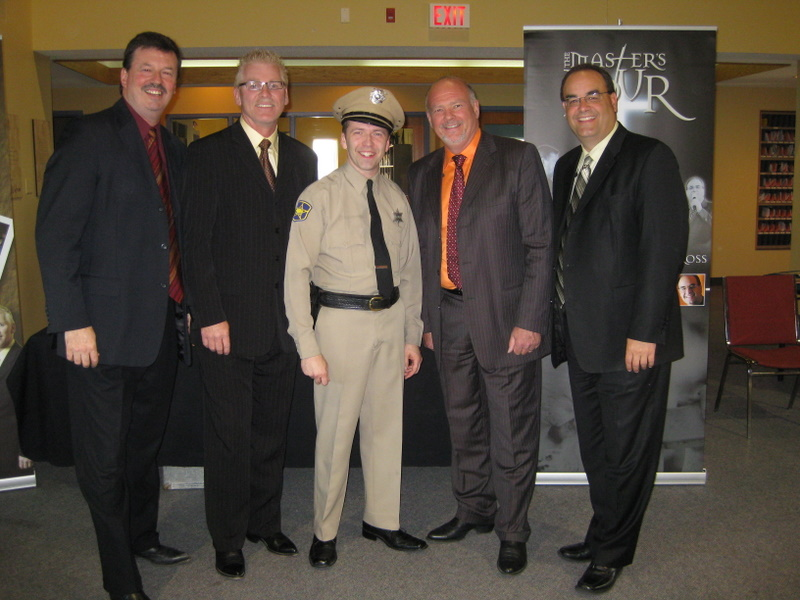With Barney Fife (Larry DeLawder) at Dan Lane Memorial Concert.jpg