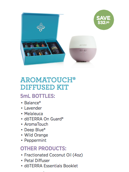 $182 / You Pay $150 - This kit includes top favorites for mood, sleep, immune support and massage.