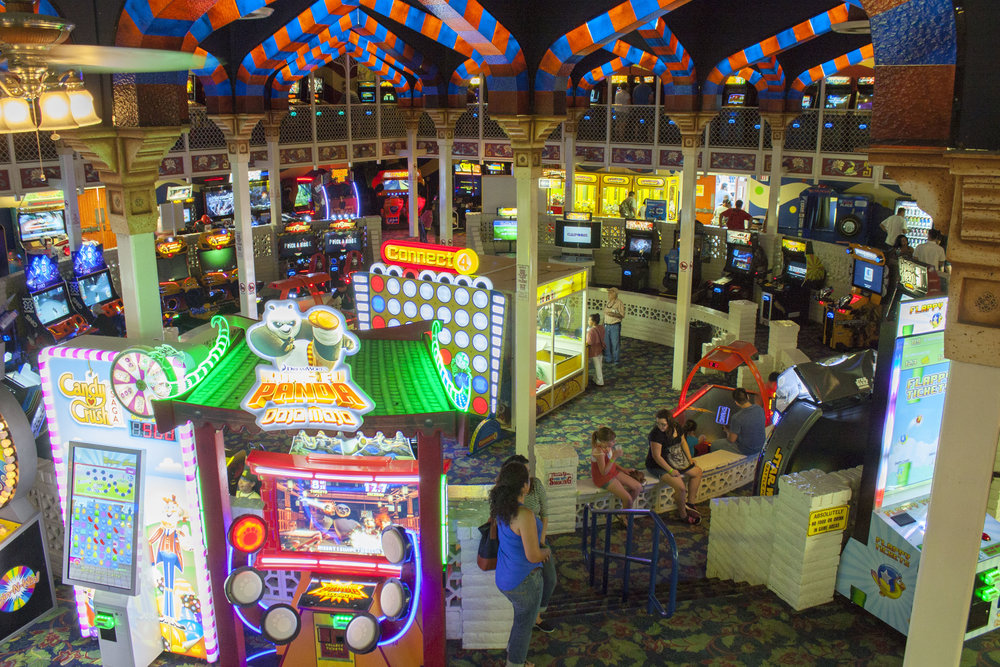 Image of the Arcade