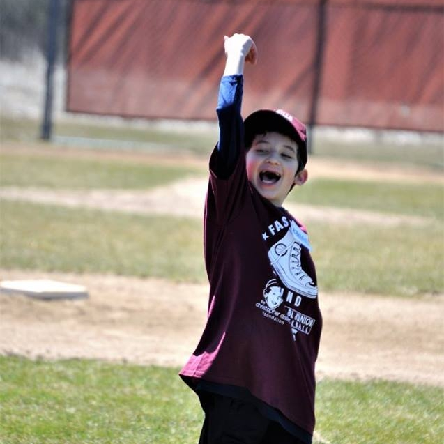 Baseball -  Baseball season typically runs April, May and sometimes into June. We host our season with the support of the BHBL Little League at the Indian Meadows Park in Glenville. Our helpful volunteers are the varsity players from both the baseball and softball teams at Burnt Hills High School. You can use your own helmet, bat and glove or we have plenty on hand to go around. All players receive a team tee-shirt and baseball hat.Register Here