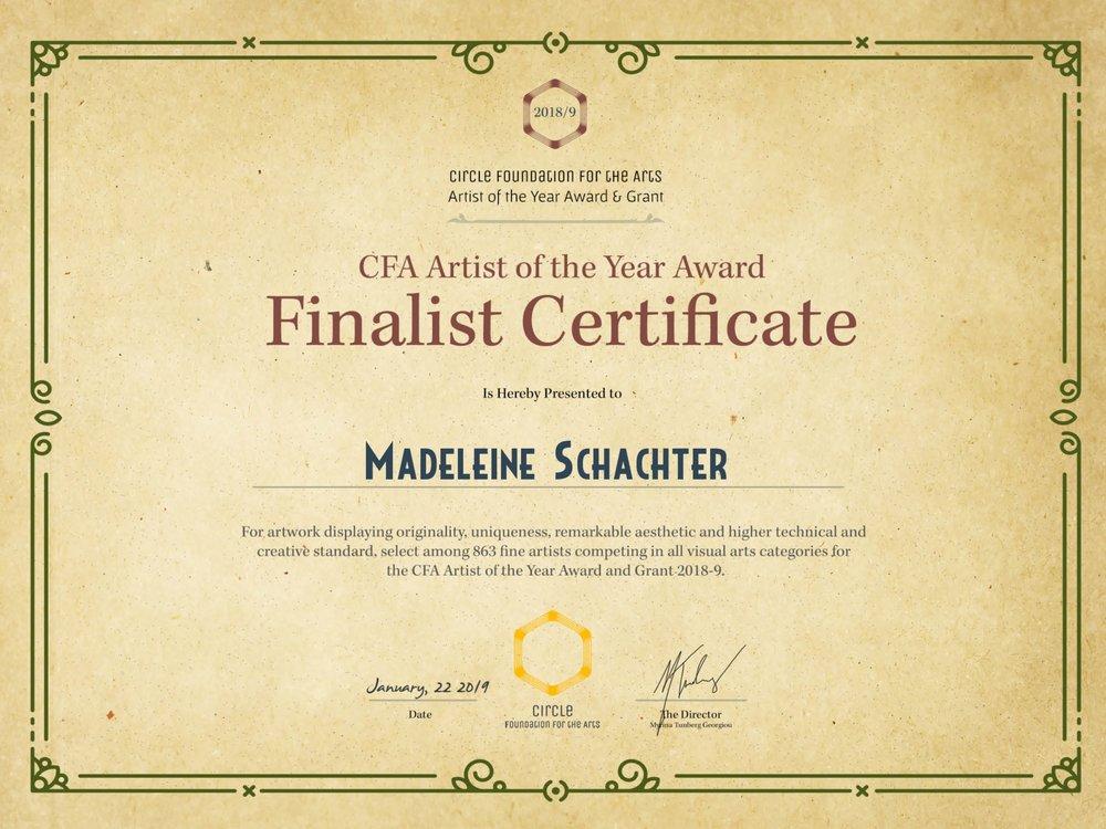 ArtistOfTheYear-Certificate-Madeleine+Schachter.jpg