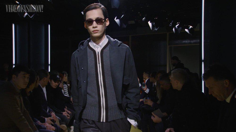 Boss Menswear | Fall 2018 | New York Men\'s Fashion Week — Videofashion