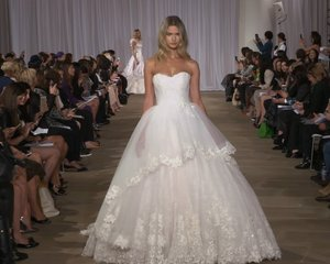 BRIDAL: It's the biggest fashion day of them all!   See More›
