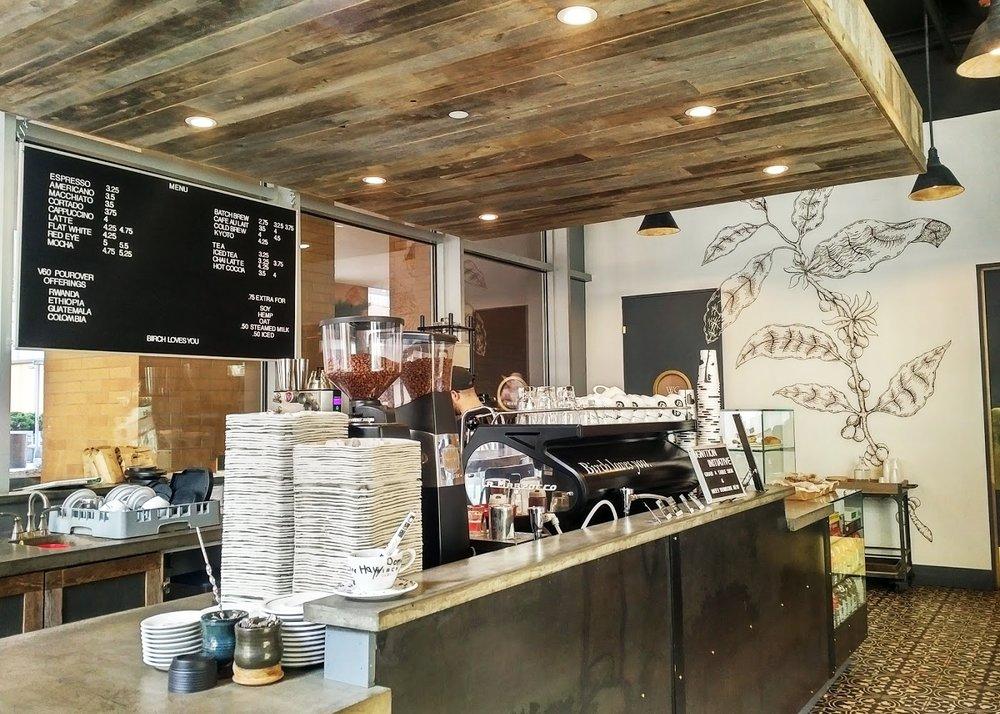 Birch Coffee -