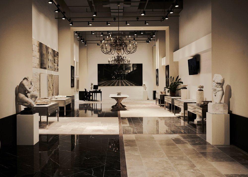 Lapicida Showroom -