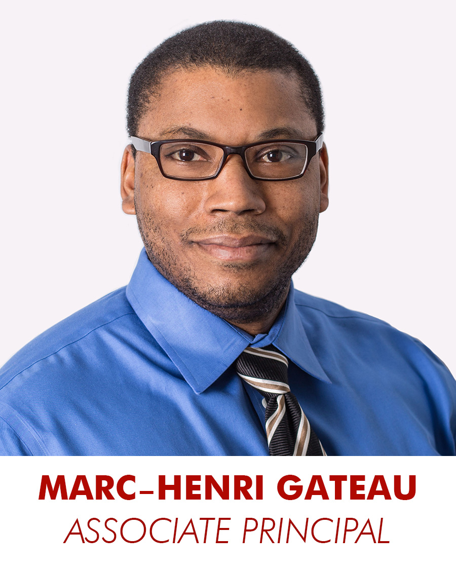 Marc-Henri Gateau - associate principal