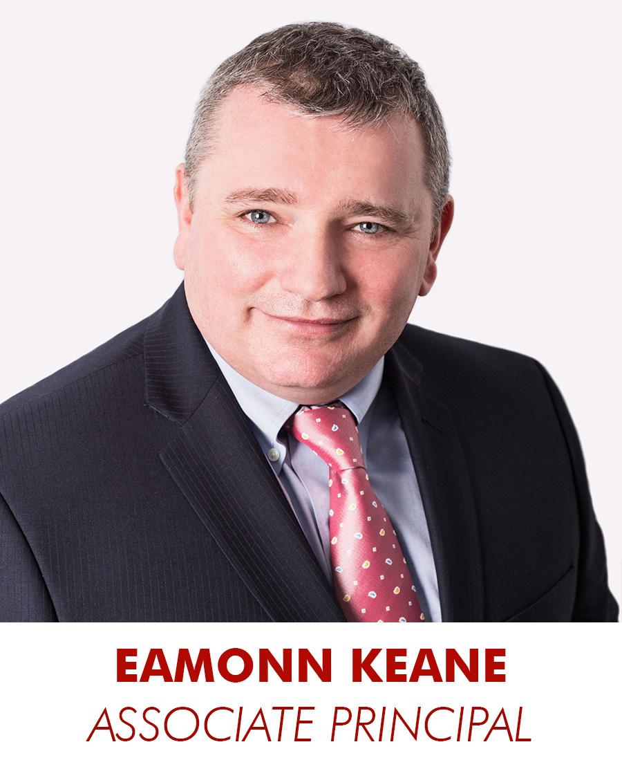 Eamonn keane - associate principal