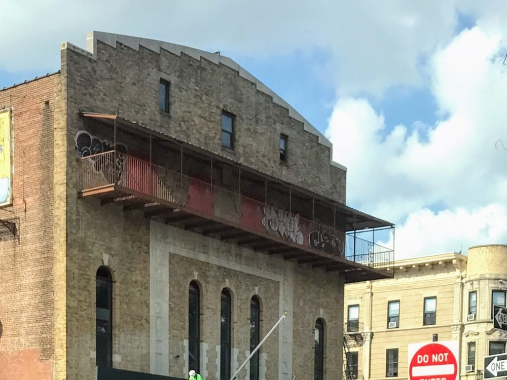 The Pavilion No More,We Give You NITEHAWK - September 19, 2018 | Bklyner.The Pavilion sign came off the marquee thismorning, and Nitehawk went up! Last time that happened was when Sanders became The Pavilion in 1996.Read More