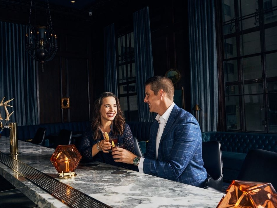 "Want to Eat Here? First Buy a Multimillion-Dollar Condo - September 13, 2018 | Wall Street Journal…. In New York's financial district, 63 Wall, a high-rise that occupies a circa-1920s bank building, has its own wood-paneled ""speakeasy"" hidden away on the second floor. Called the Transcript, the elegant …Read More"