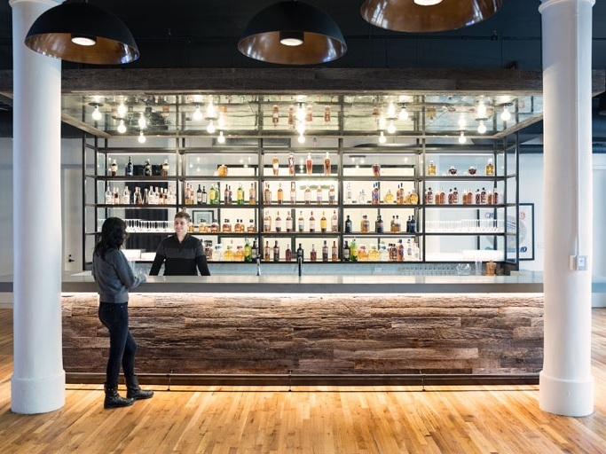 Gensler Delivers an Intoxicating Office for Edrington in New York - July 9, 2018 | Interior DesignA spirits company must have a spirited office. Global architecture and design firm Gensler delivered just that ...Read More