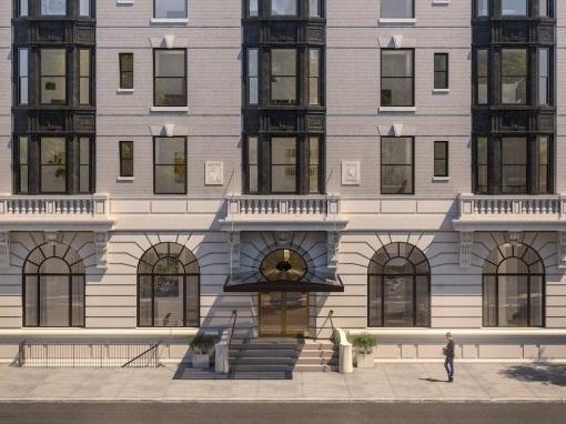 Rendering Released For The Standish, A Brooklyn Heights Condo Conversion - May 11, 2016 | New York YIMBYThe 12-story Standish Hotel in Brooklyn Heights is getting a makeover, and YIMBY has a rendering of the revamped property at 169-171 Columbia Heights. ...Read More