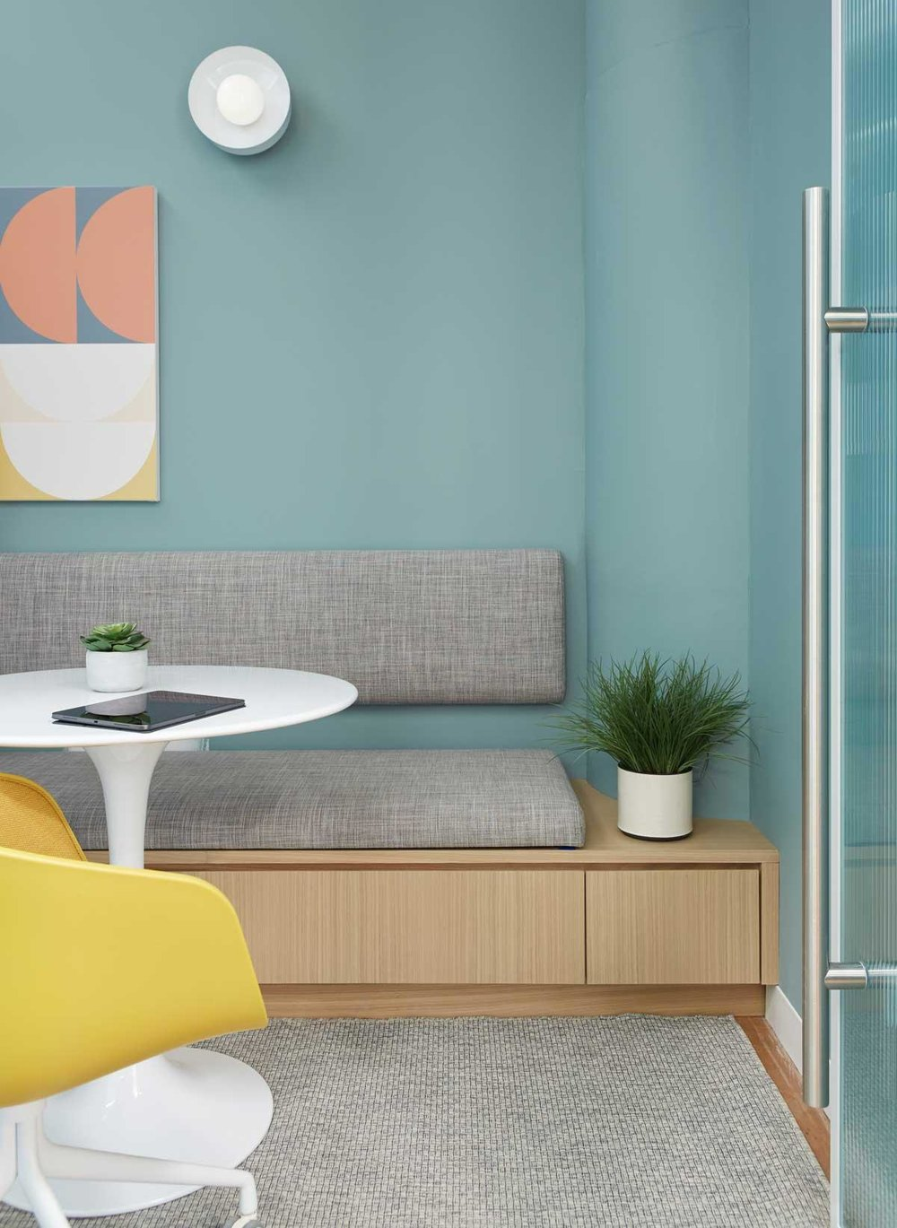 Parsley Health Consultation Room designed by 2L Engineering