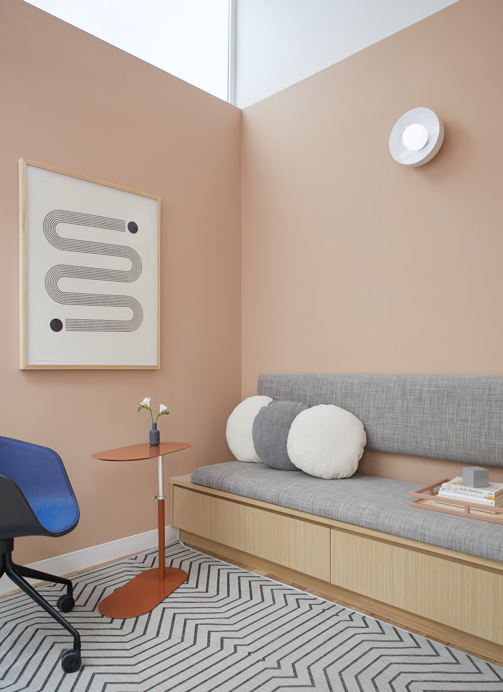 Parsley Health Consultation Room designed by 2LS Consulting Engineering