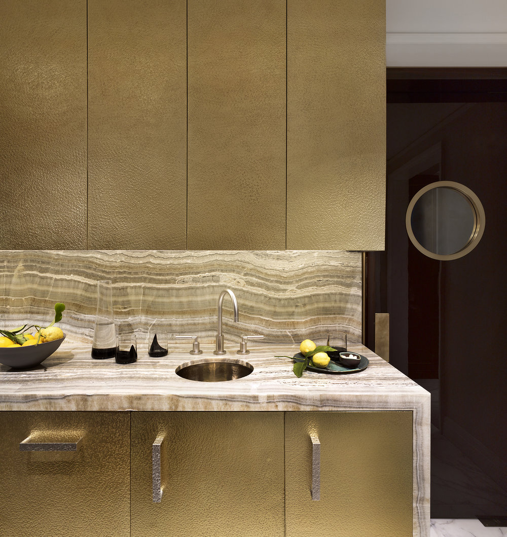 Stonefox 115 East 67th Street Pantry Kitchen MEP designed by 2LS Consulting Engineering