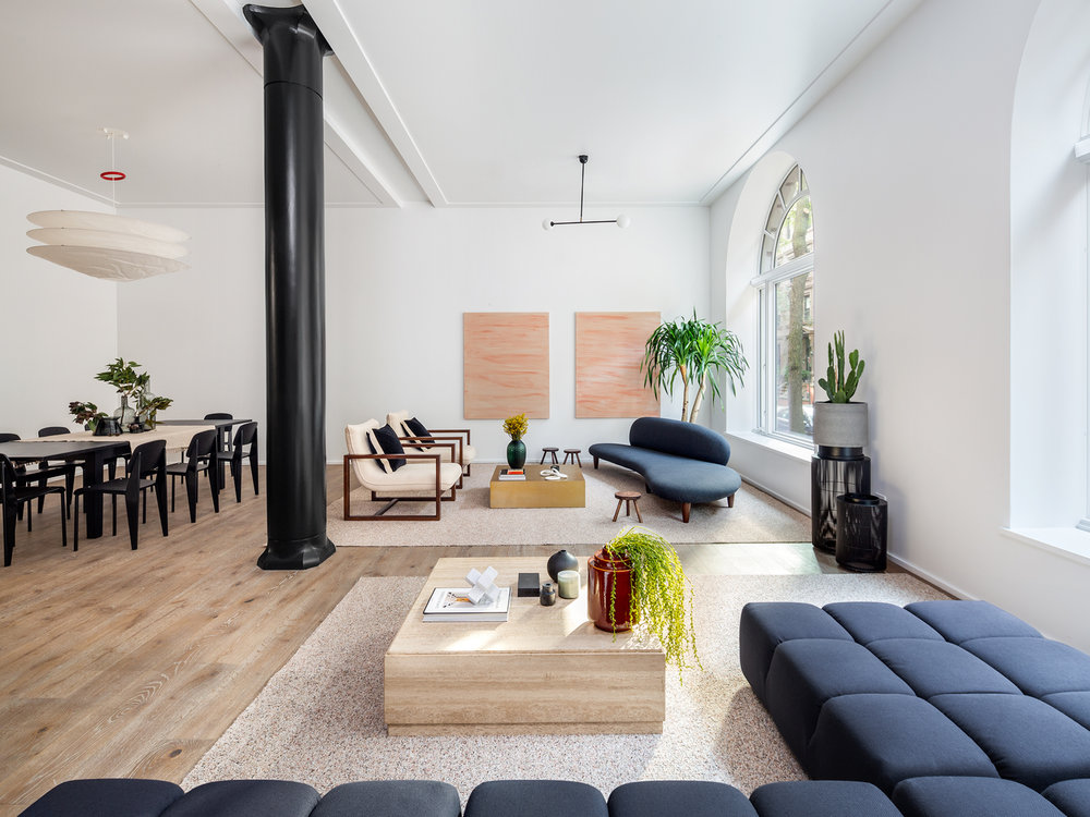 DDG launches townhouse inside a Beaux Arts building in Brooklyn - November 6, 2018 | Wallpaper*In Brooklyn Heights, the 171 Columbia Heights condominium developed by DDG and Westbrook Partners and designed by DDG's in-house design team, has launched a model residence curated by Atelier Armbruster that captures the elegance … Read More