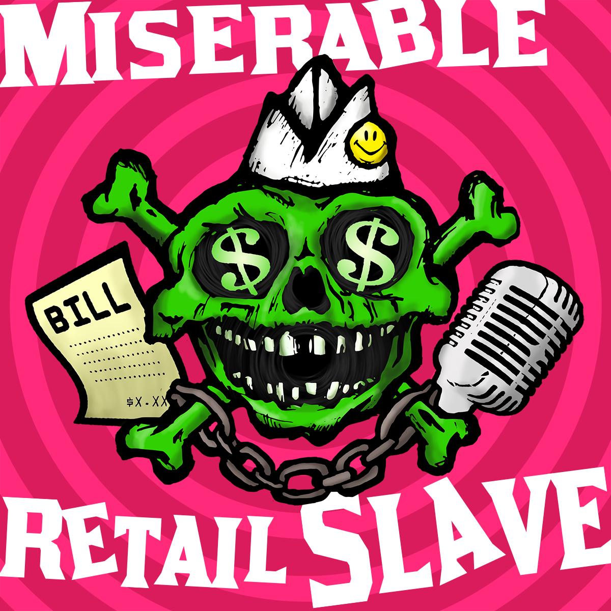 Miserable Retail Slave.