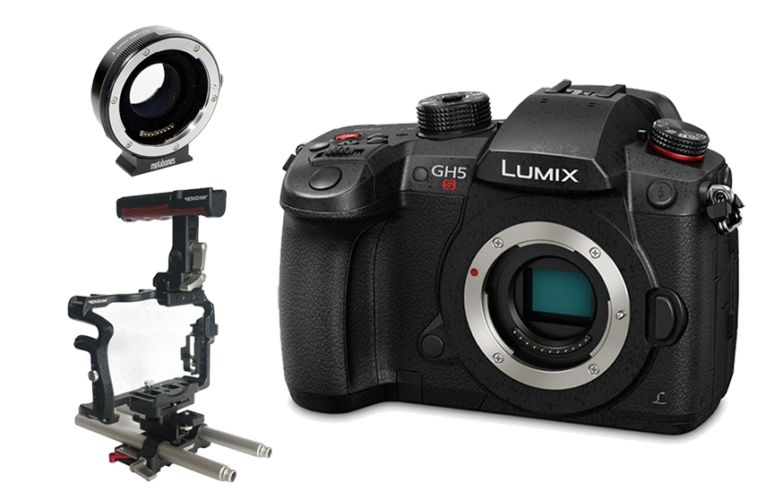 Panasonic Gh5s EF Package