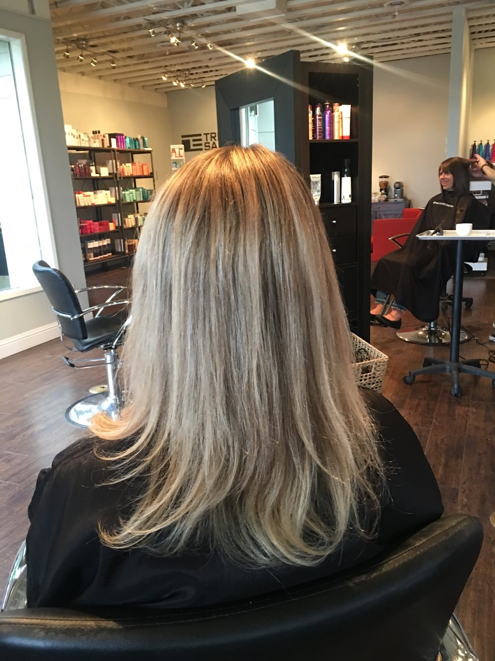 BEFORE - COLOR BY MAEGAN