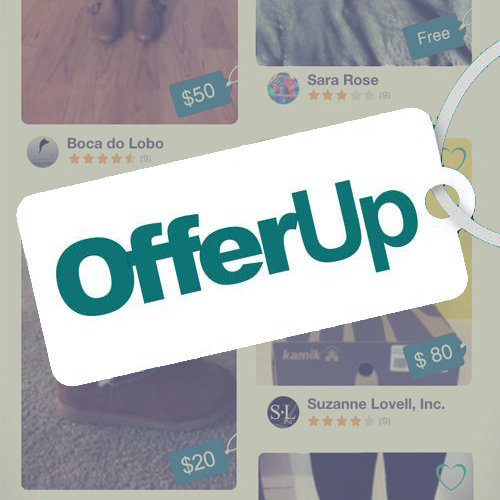 OfferUp - UX/UI re-design