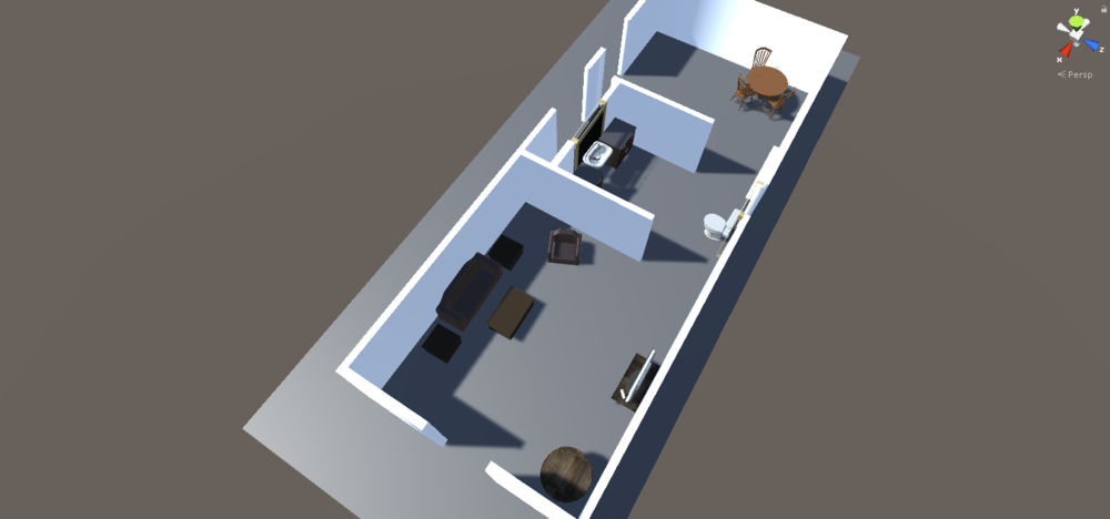 3D Models of Installation