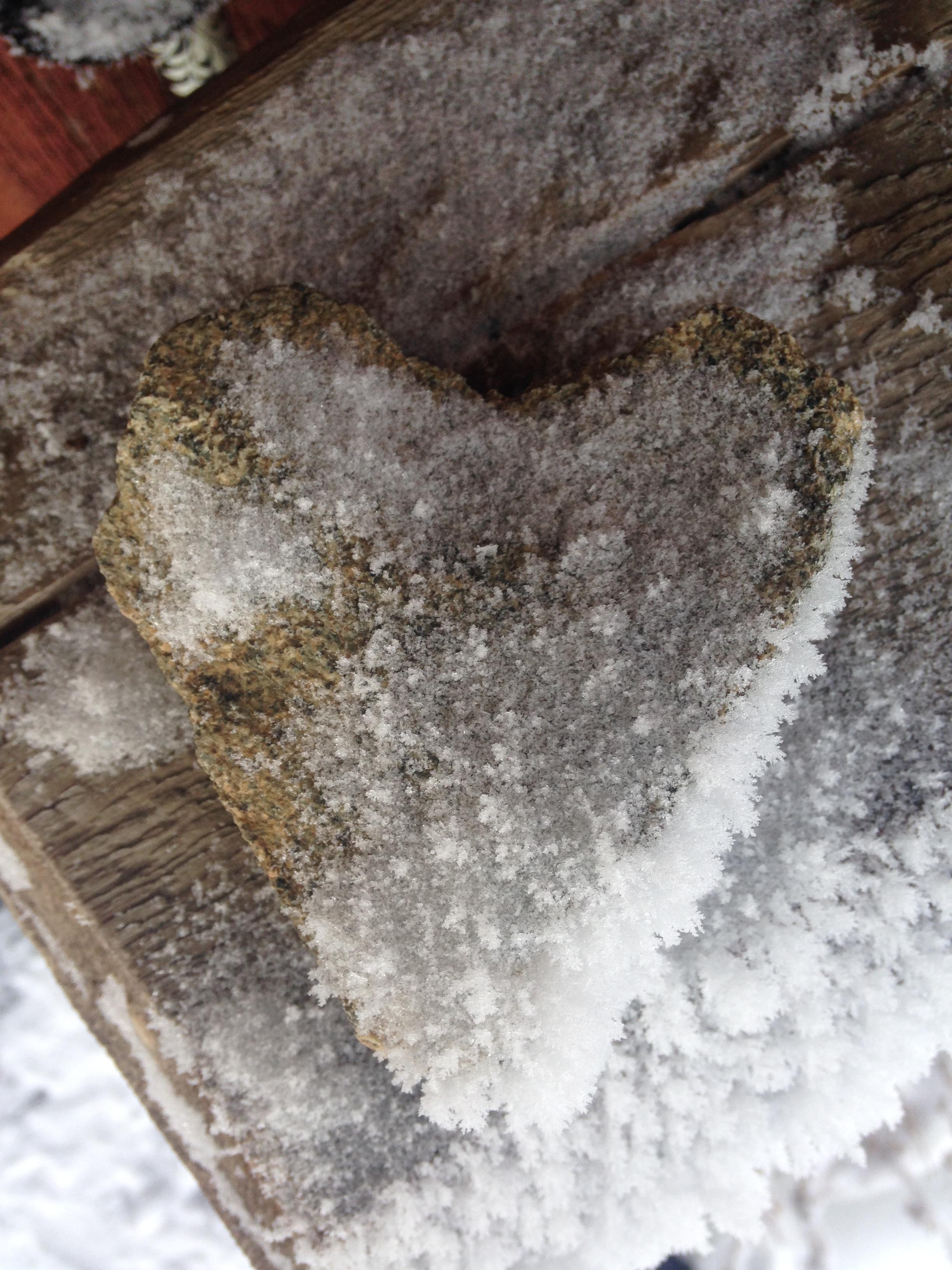 frost heart