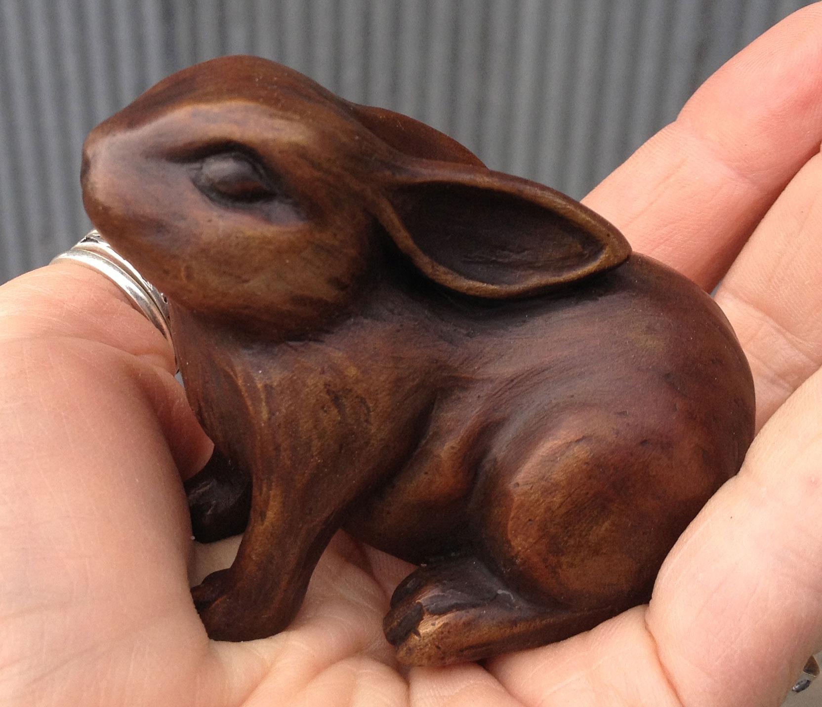 """Wee Bunny"""