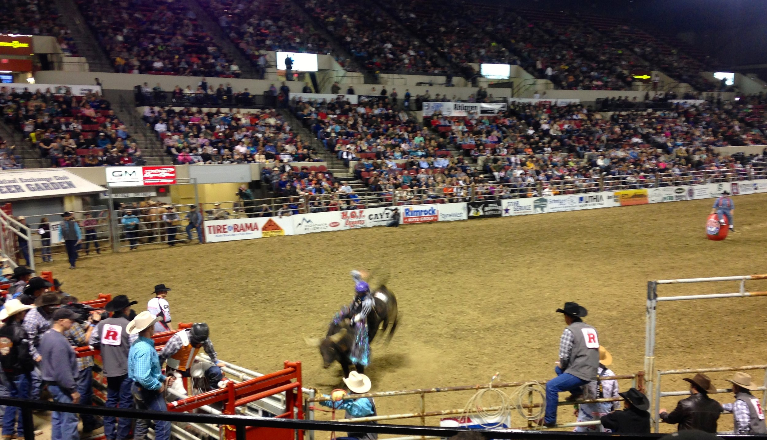 Twenty of the BEST bull riders in the world...