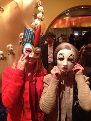 Glad I took mom to Cirque de Soleil a few years ago...
