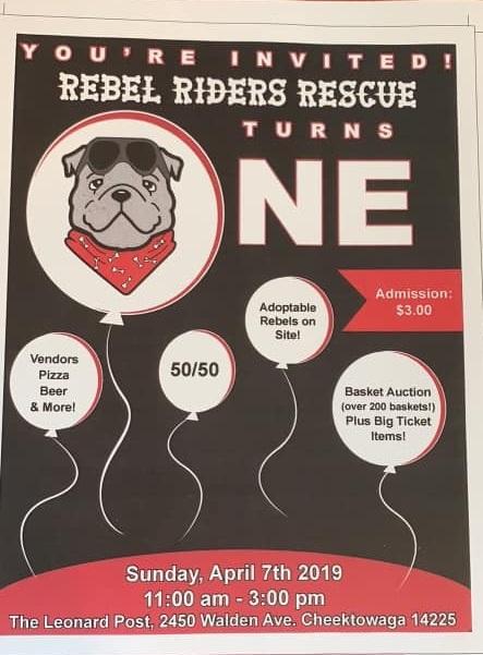 Events — Rebel Riders Rescue