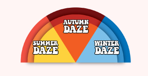 Dairy Bar Daze - We are celebrating 50 years at the Crescent Ridge Dairy Bar! Founded in 1968, the Dairy Bar Anniversary year will celebrate the GROOVY times the Dairy Bar has seen in its daze! (Summer Daze, Autumn Daze, Winter Daze).
