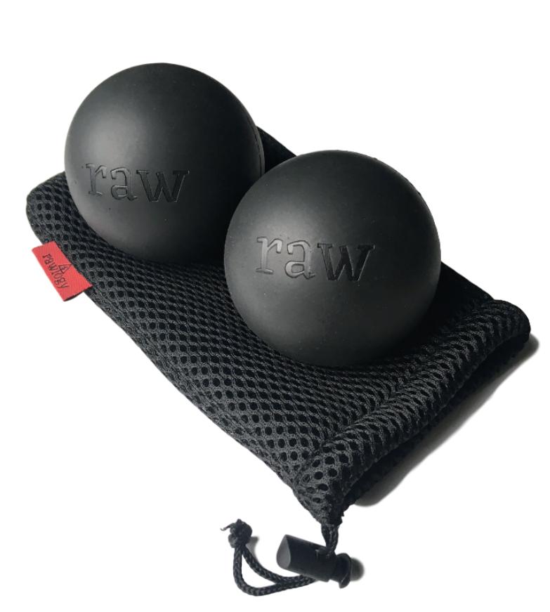 Rubber Massage Balls