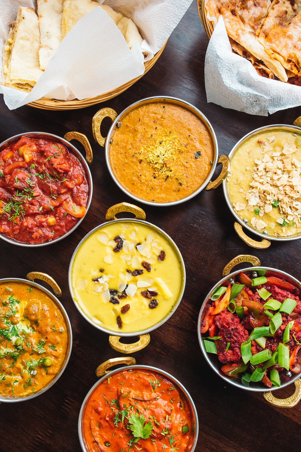 $12 CURRY NIGHT - On Sunday nights all curries except seafood are $12 !
