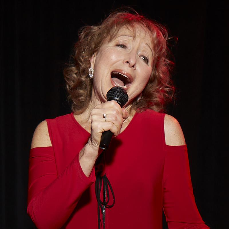 MARILYN HAUSFELD SINGING