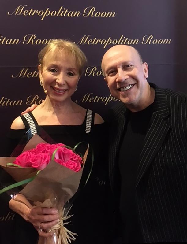 Marilyn Hausfeld and Alex Rybeck