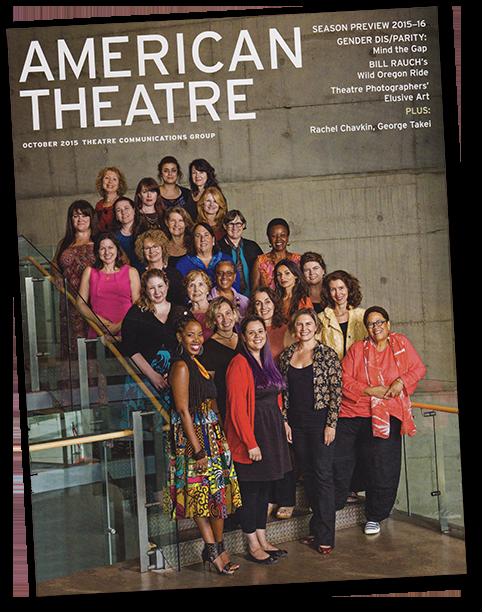 American Theatre Cover