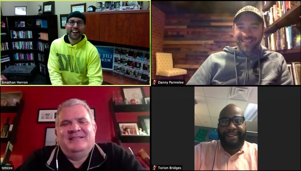 IMAGINE  TUNING IN  EVERY OTHER WEEK  FOR  AN HOUR OF RAW ENTHUSIASM , PASSIONATE ENCOURAGEMENT, PLUS  INSANELY-PRACTICAL WORLD-CLASS LEADERSHIP STRATEGIES  THAT YOU CAN TURN-AROUND AND USE THAT SAME DAY?!