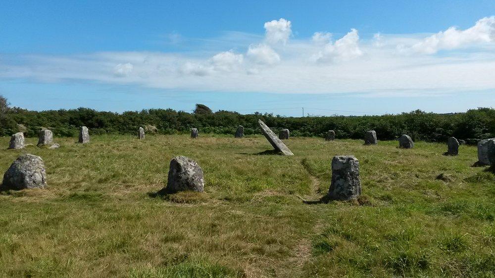 Boscawen-un Cornwall UK