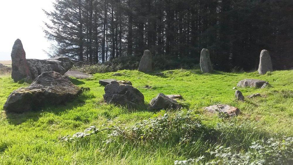 Aikey Brae Scotland