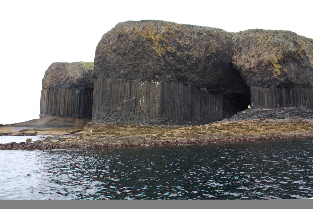 Isle of Staffa Scotland