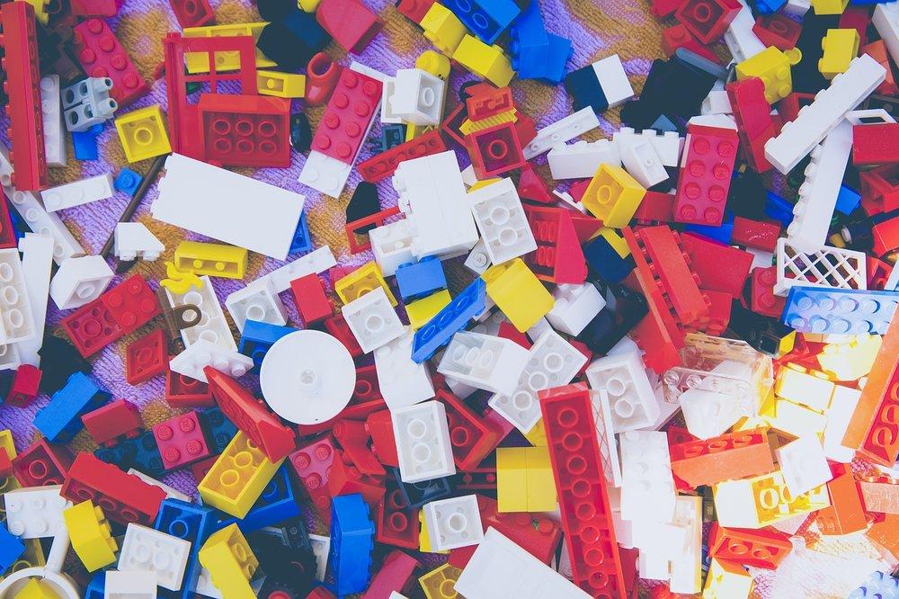 Lego Club -