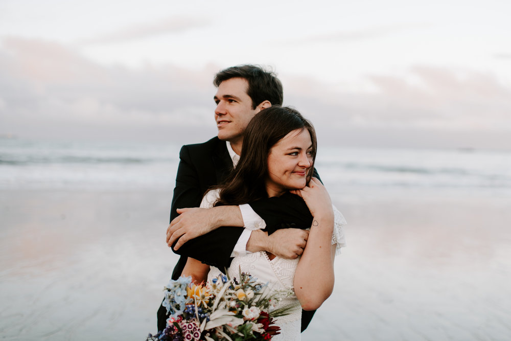 Muir Beach Elopement