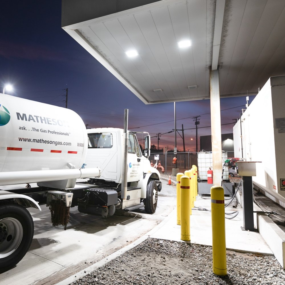 Matheson Tri-Gas   5555 District Avenue, Vernon, CA 90058