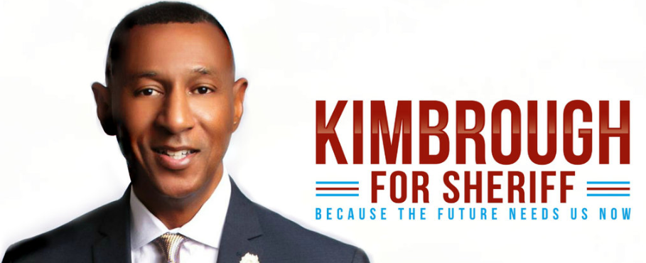 Bobby Kimbrough for Sheriff