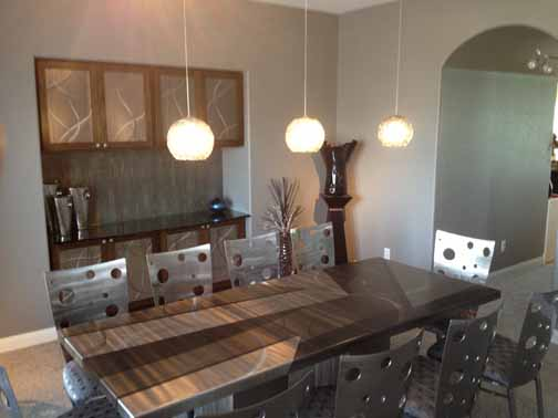 Stainless Passion Dining Table