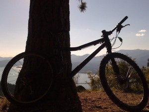 Sandpoint mountain biking