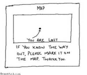 you-are-lost