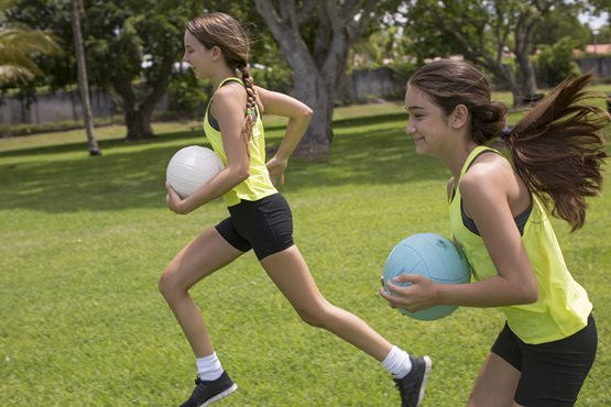 GOOD Sports:For teen athletes, one sport is good, but 2 or more is better -