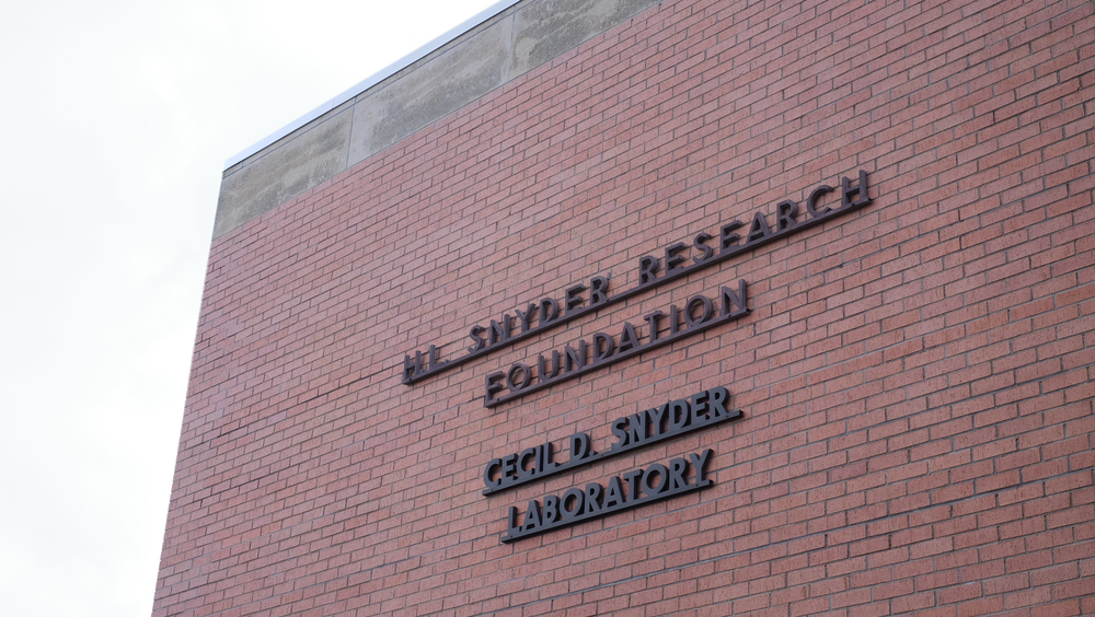"""""""Located in Winfield, Kansas, the Foundation continues to be forwarding thinking in its goals to support first-rate medical research in nationally recognized research institutions."""" -"""