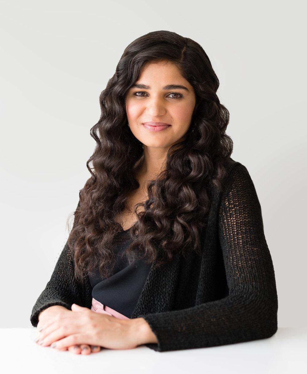 Pooja Choudhary, Associate