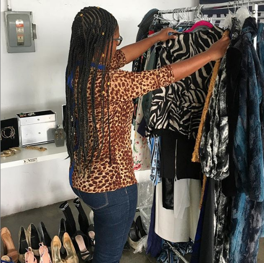 A Day In The Life Of A Stylist Fashion Mentor